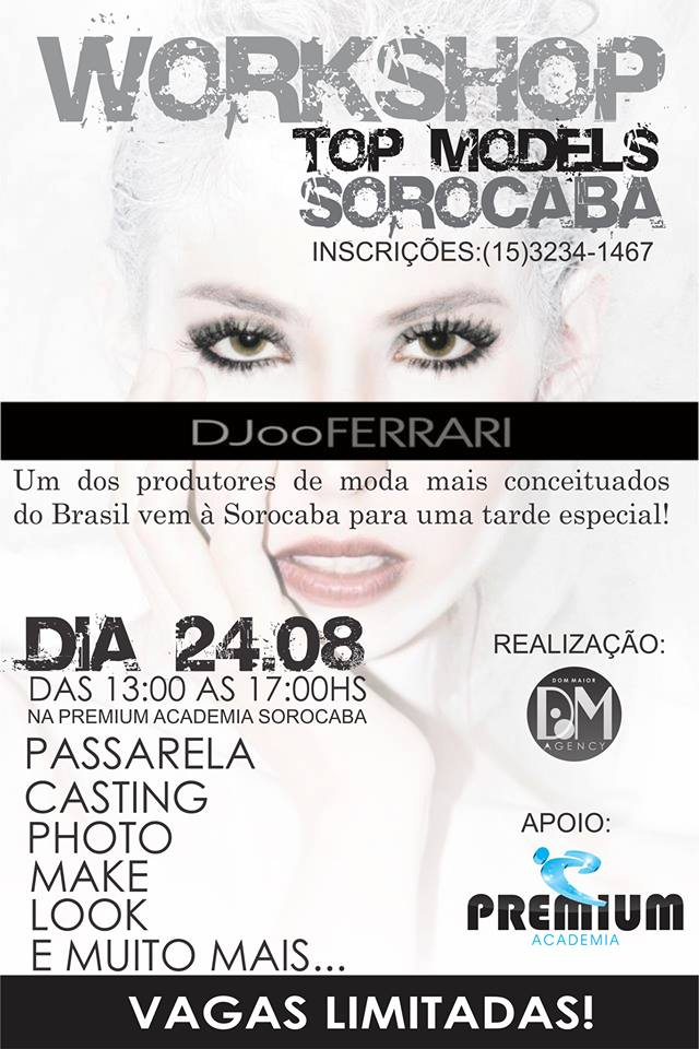 ♥ Divahhhs, estaremos cobrindo o evento logo mais!!!!