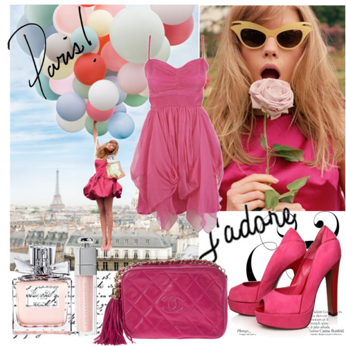 ♥ Daydreaming with Paris…