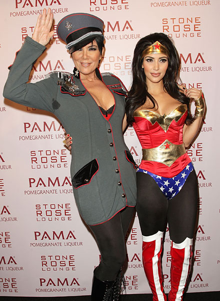 ♥ Halloween custom inspiration by Kardashians