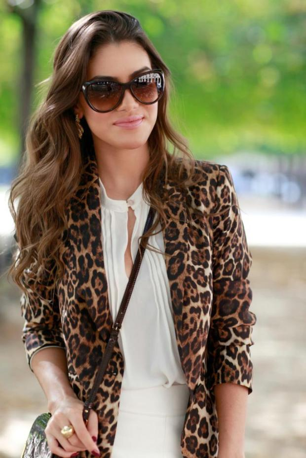 ♥  Dressing up baby: Animal Print
