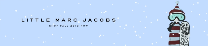 ♥ Little Marc Jacobs Ad