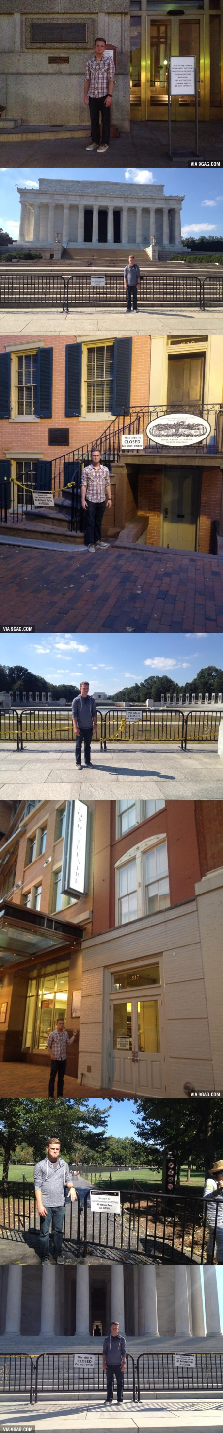 ♥  Having A Great Time In DC