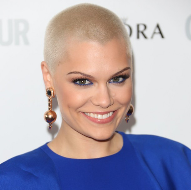 ♥ How to be almost bald and gorgeous: Jessie J