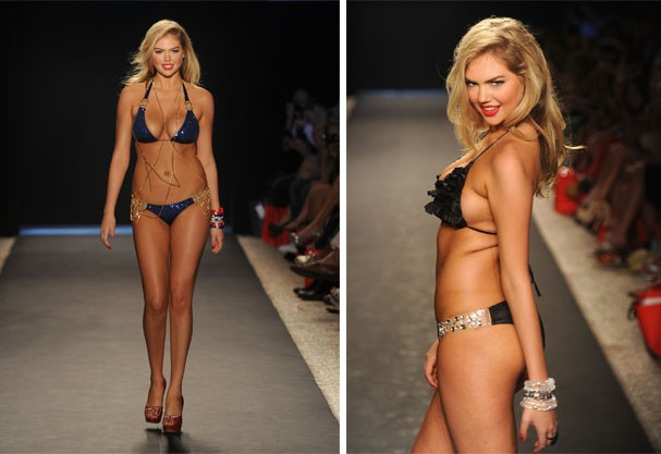 ♥ Kate Uptown, the unconventional model was elected model of the year