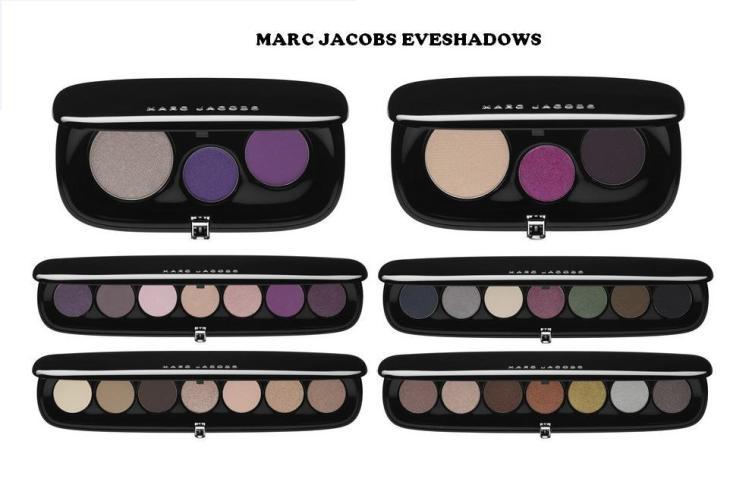 ♥ Wish list: Marc Jacobs Makeup