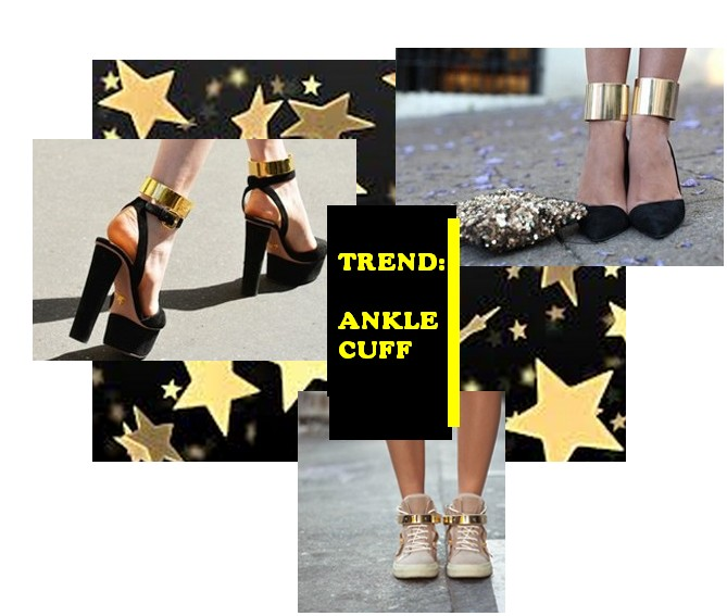♥ Trendyyy: Ankle Cuff