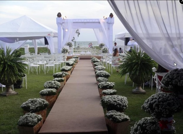 ♥ New trend: small wedding at the beach