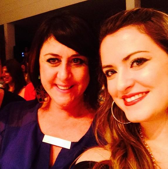 ♥ Bloggers gossip with Vanessa Bruni