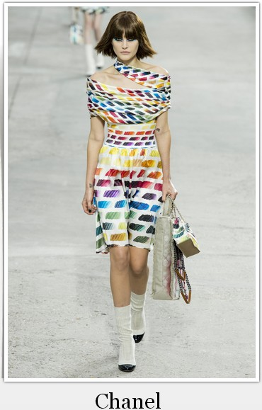 ♥ Chanel´s summer inspiration: COLORS!