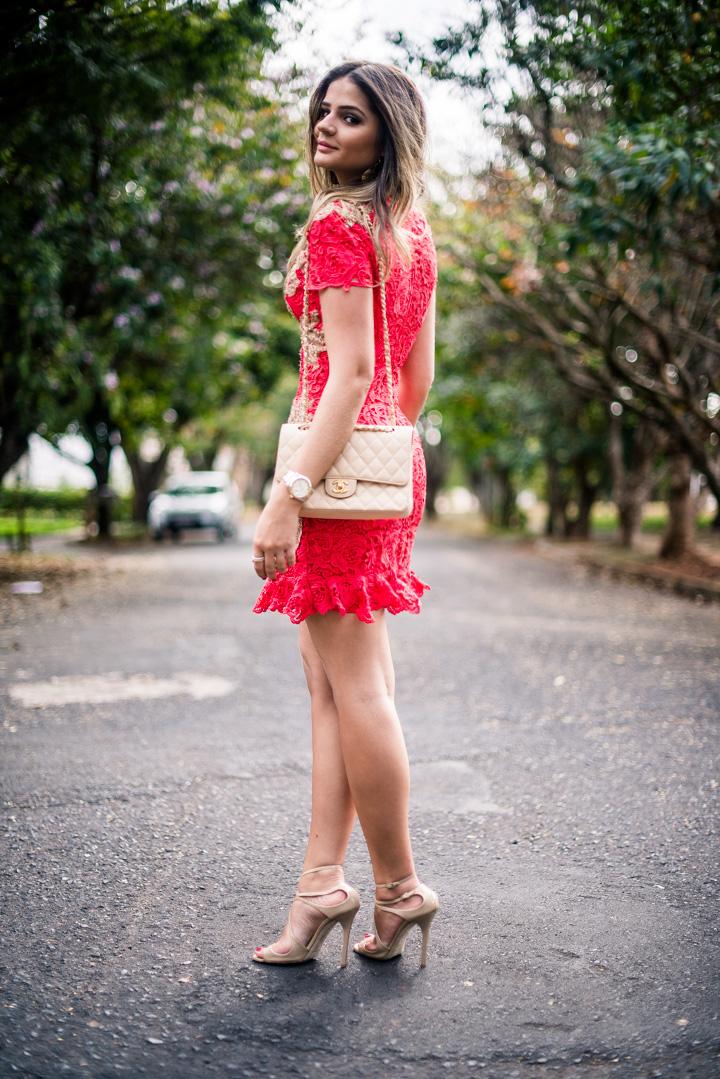 ♥ In love por esse look girlie da Thássia