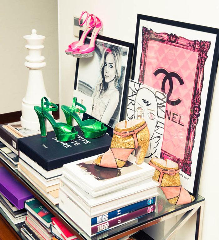 ♥ Bedroom decoration: Details by Chiara Ferragni