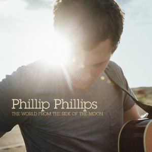 """Phillip Phillips first album """"The world from the side of the moon"""""""