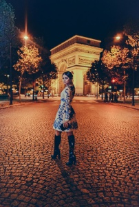 Thassia in Paris