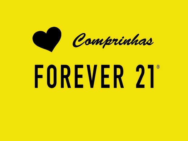 Comprinhas Forever21