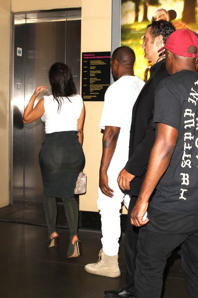 Kim Kardashian and Kanye West celebrate Khloe's 32nd Birthday